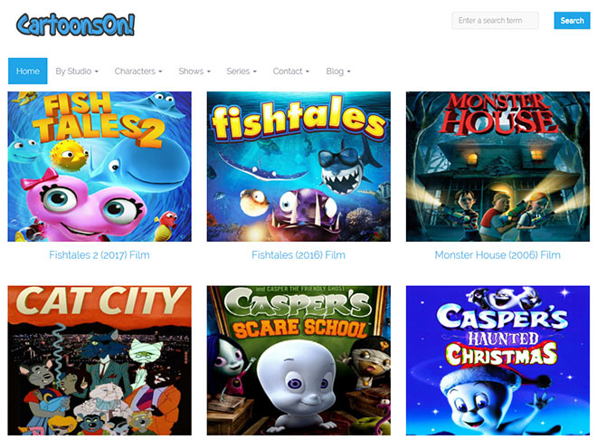 How to Watch Cartoons Online for Free