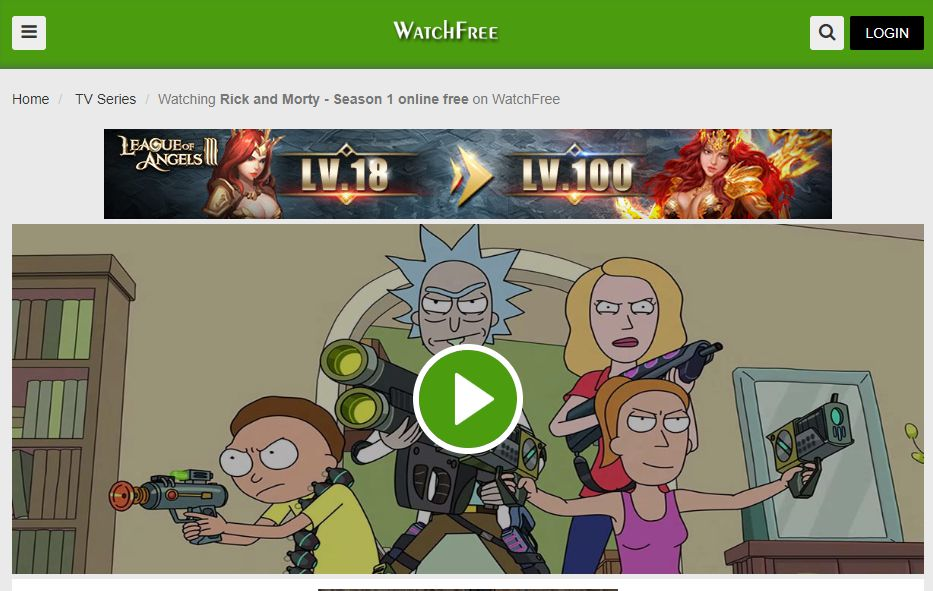Rick and Morty Watch Online for Free