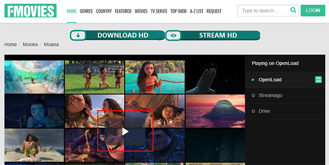 How to Watch Moana Online