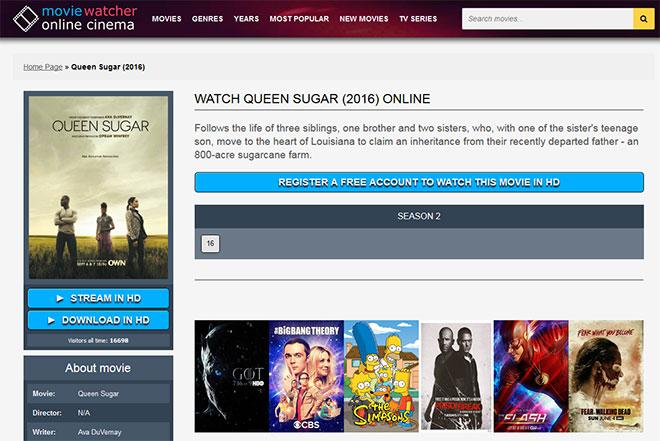 Watch TV Shows Online