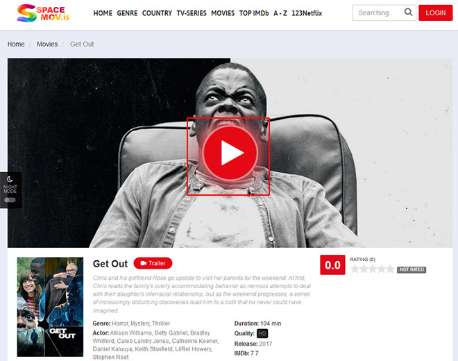 Watch Get Out Online for free