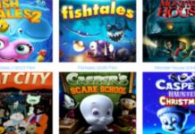 Watch Cartoons Online for Free