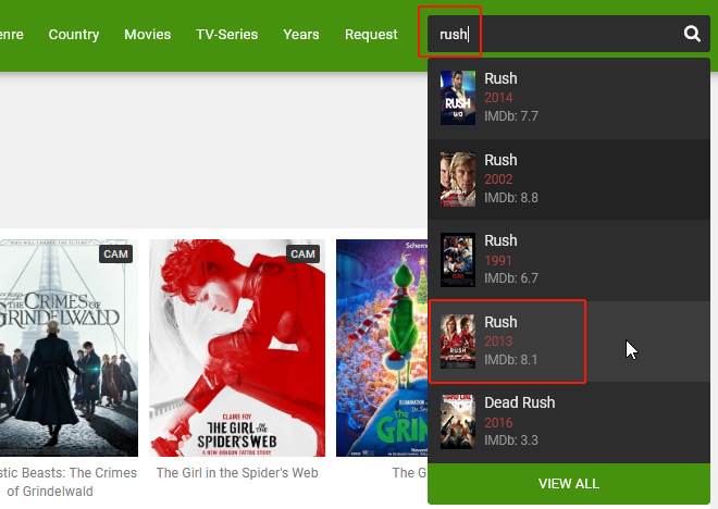 watch rush online free