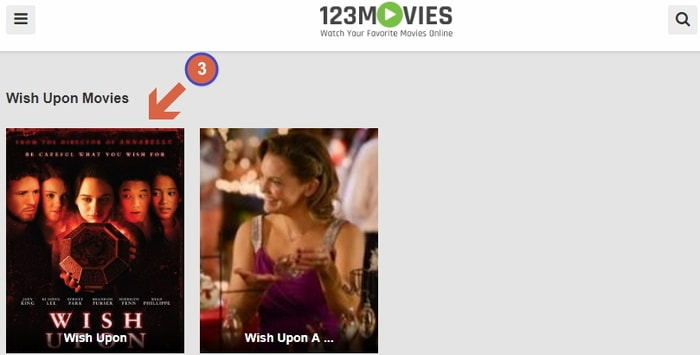 Watch Wish Upon Movie Online