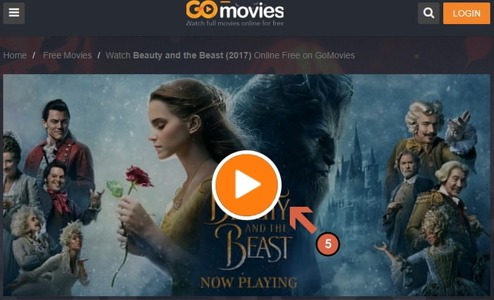 Watch Beauty and the Beast (2017) Online for Free