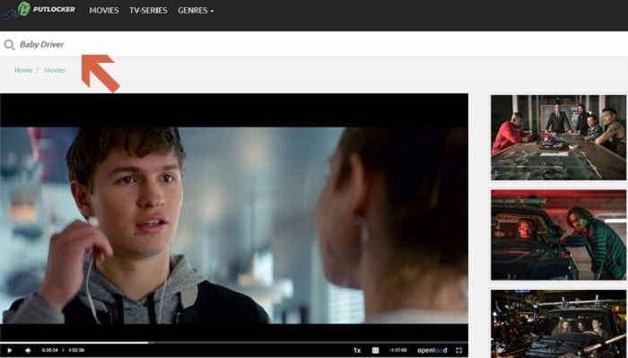 watch baby driver on watchfree