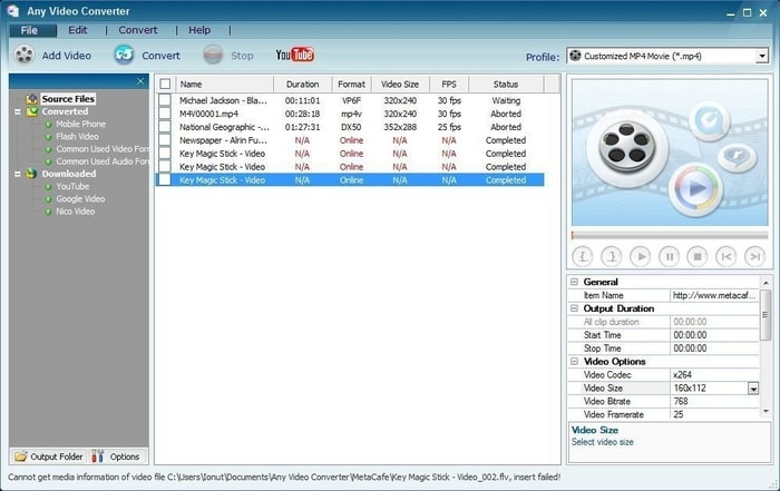 An Overview of Codecs and Video Processing Software