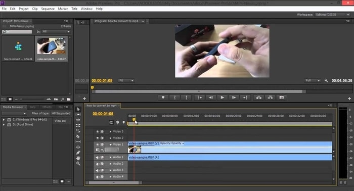 Video Editing Software for win