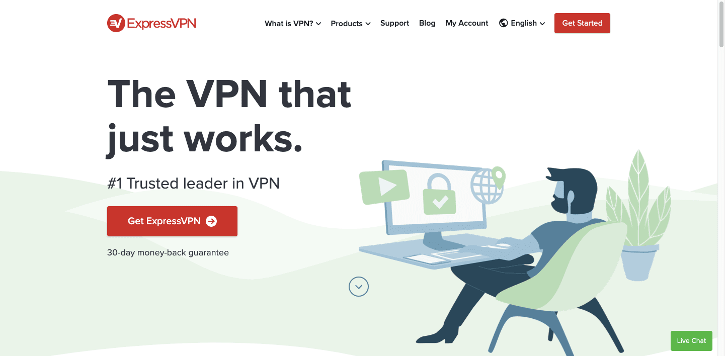 ExpressVPN-screenshot