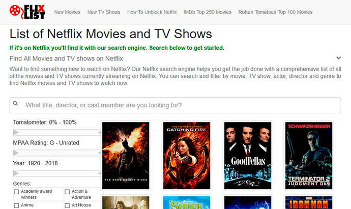 top movies on netflix now