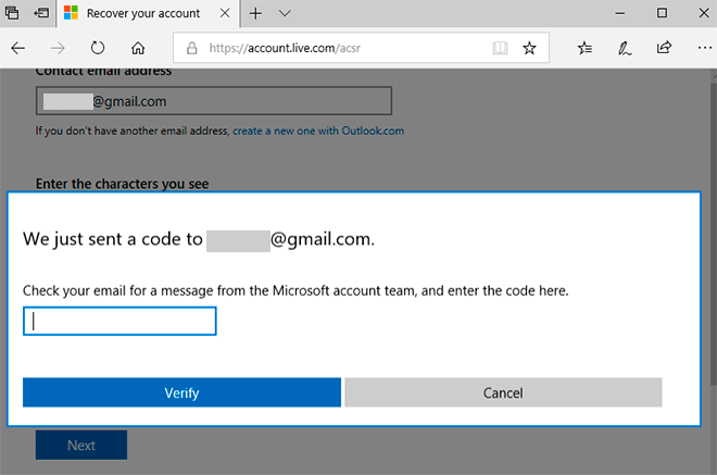 hotmail how to login