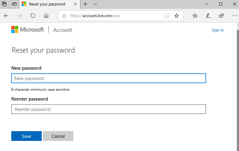 hotmail sign up login
