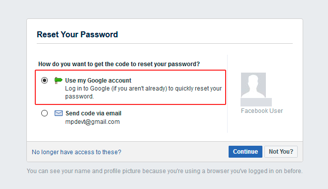 I Forgot My Facebook Password  How can I Log In? [SOLVED]