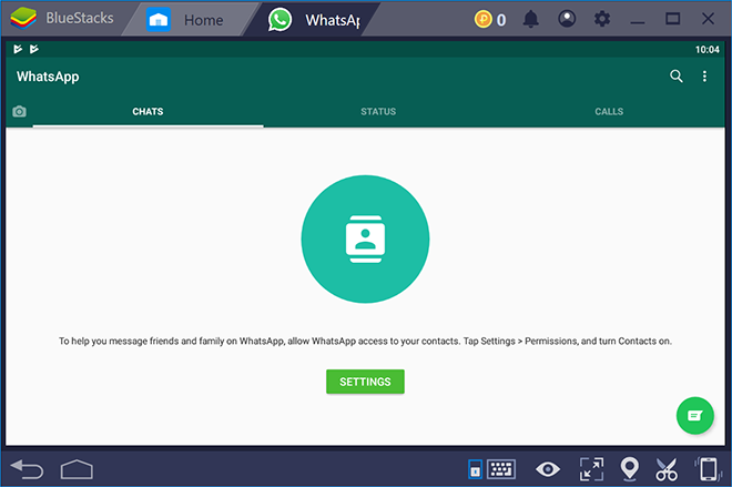 whatsapp on windows setup