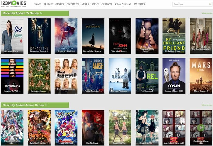 7 Best Putlocker to Alternatives in 2019 - Watch Movies for Free