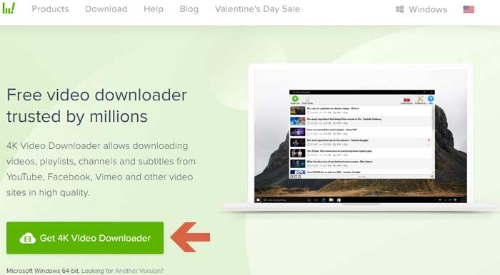 download youtube videos with 4k downloader