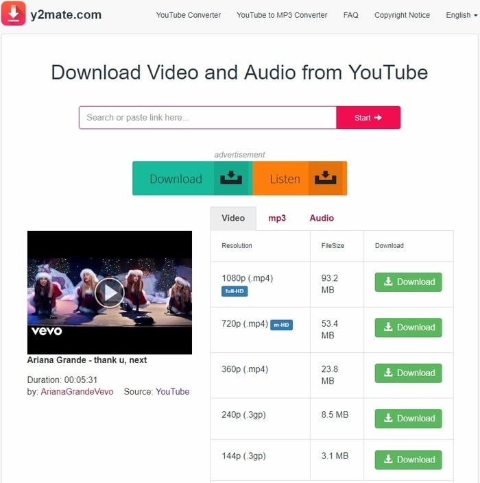 top youtube downloader