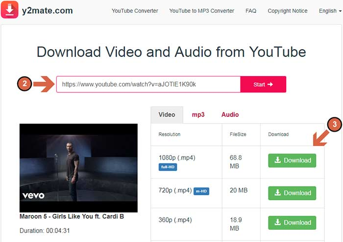 7 Best FREE Youtube Downloaders in 2019 [100% Working]