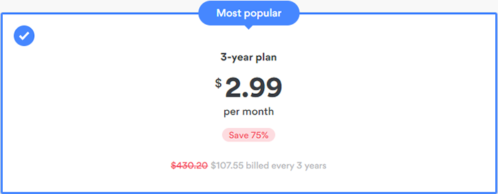 nord vpn pricing plan