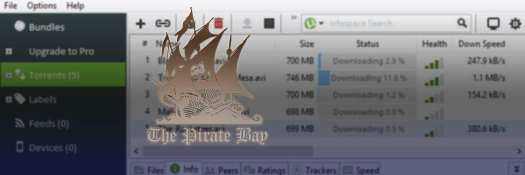 piratebay mirror list