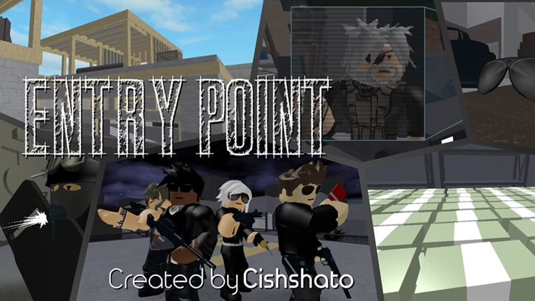 entry point roblox