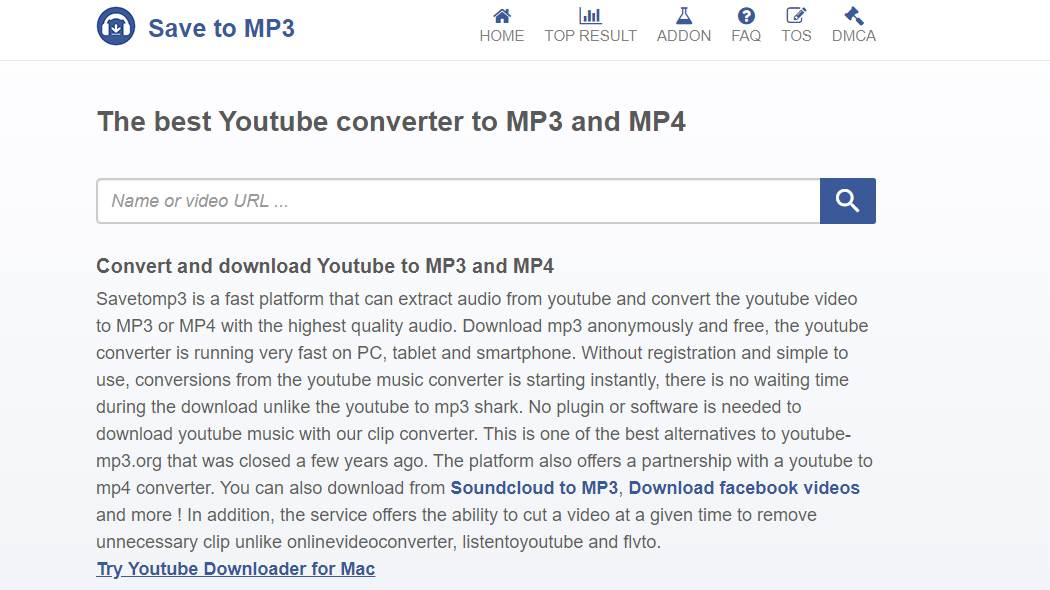 save youtube to mp3
