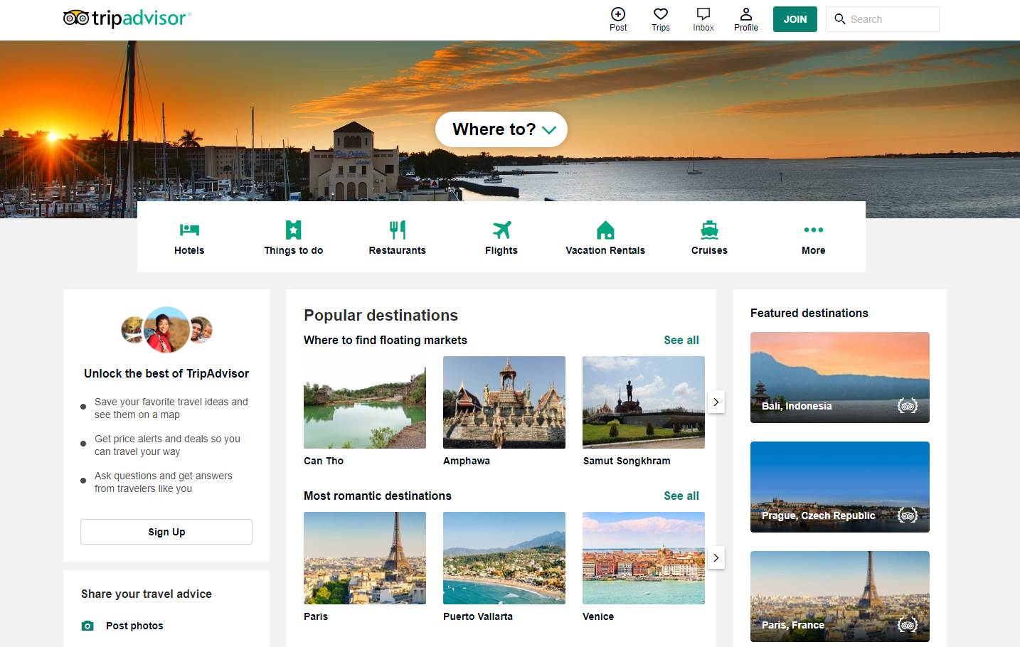 tripadvisor expedia alternative