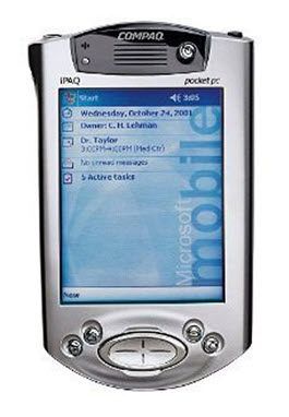 Compaq iPAQ Pocket PC H3870
