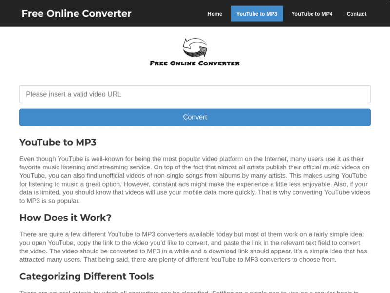 Download free youtube video converter 2conv for machakos students